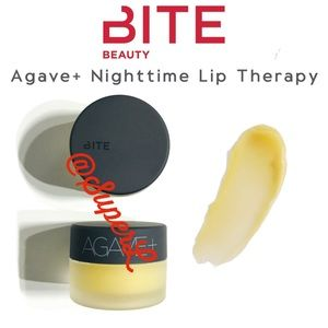 3/$15 Bite Beauty Agave Nighttime Lip Therapy Balm